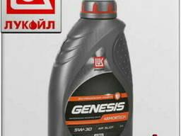 Синтетическое моторное масло лукойл genesis armortech a3/b4