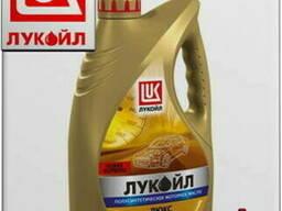 Синтетическое моторное масло лукойл люкс 5w40 4л Арт. :L-020