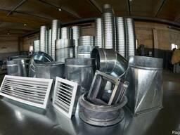 Система аспирации и система вентиляции