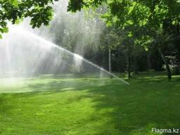 Система автоматического полива сада