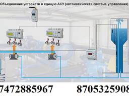 Система автоматизации насосной станции в Актау