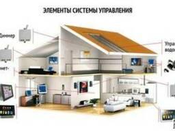 Система Умный дом в Казахстане. Автоматизация зданий