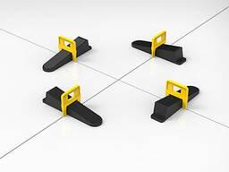 Система выравнивания крупноформатной плитки-3D Krestiki