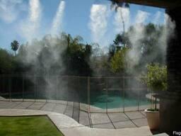 Системы туманообразования низкого давления