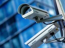 Системы видеоконтроля зданий и объектов