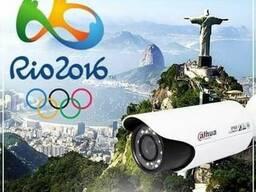 Системы видеонаблюдения и контроля доступа.