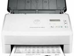 Сканер HP L2755A HP ScanJet Ent Flw 5000 S4 Sheet-Feed Scnr