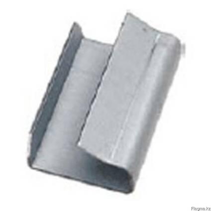 Скоба стальная для упаковочной ленты (PET и PP)