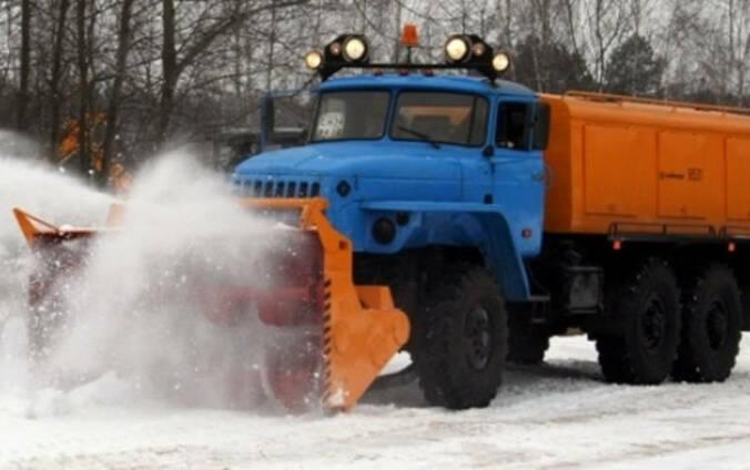 Снегоочиститель шнекороторный амкодор 9531-03 на автошасси У
