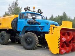 Снегоочиститель шнекороторный амкодор 9531-03 на автошасси У - фото 2