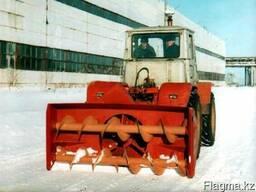 Снегоочиститель шнекороторный навесной СШР–2, 6