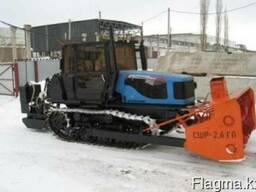 Снегоочиститель шнекороторный навесной СШР–2,6ГП