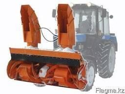 Снегоуборочная машина СУ-2.1 для МТЗ-82.1