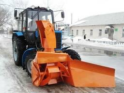 Снегоуборщик навесной Су 2.5 ОМ
