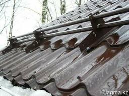 Снегозадержатель трубчатый 1м. и 3м. (Под Заказ)
