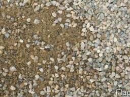 Сникерс - пгс –щпс – щебёночно песочная смесь, доставка HOWO