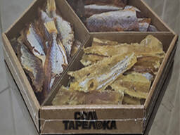 Соль-Тарелка (Ассорти из пивных закусок Mix №4 (Рыбка)