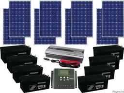Солнечная батарея 10 КВт