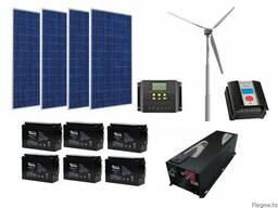 Солнечная батарея 3 кВт