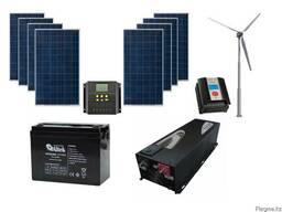 Солнечная батарея 5 кВт