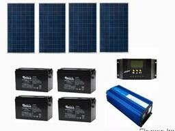 Солнечная система 2,4 кВт