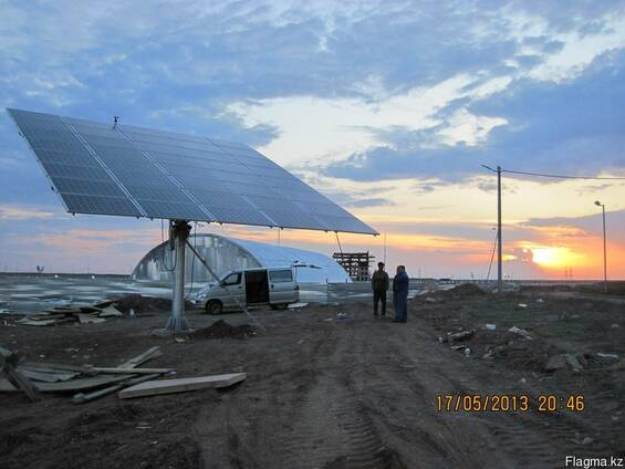 Солнечные электростанции от 50 Ватт до 100 КВатт