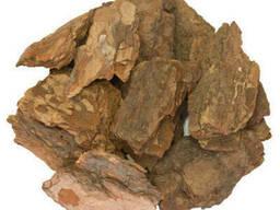 Сосновая кора отборная 60 литр 5-12 см. 2000тг