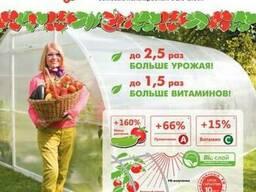 Сотовый поликарбонат Actual Bio, Пр-во Казань