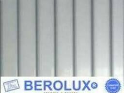 Сотовый поликарбонат Berolux 4 мм (2,1 х 6) прозрачный