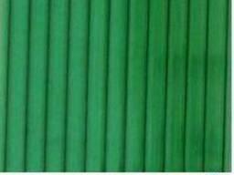 Сотовый поликарбонат Berolux 6 мм (2,1 х 6) цветной - фото 2