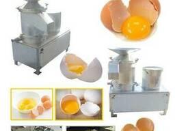 Современные оборудование для разбивания яиц