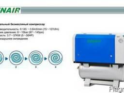 Спиральный безмасляный компрессор