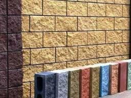 Сплитерные блоки (блоки из бетона)