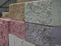 Сплиттерные блоки гладкие