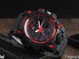 Спортивные часы Skmei/G-shock/джишок/Подарок/Отличное качест