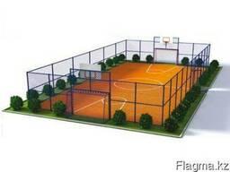 Спортивные площадки в Астане