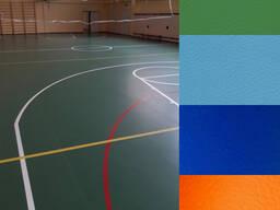 Спортивные покрытия Leisure 4, 0 мм