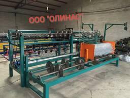 Станок для производства сетки-рабицы автомат