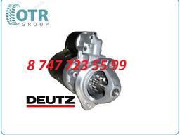 Стартер на двигатель Deutz 0001223021