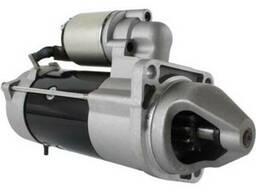 Стартер на колесный экскаватор Case WX145, Кейс WX148