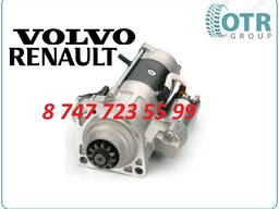 Стартер на Renault Kerax Volvo Fm 5001866702