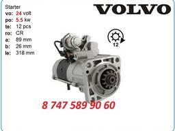 Стартер Volvo l120, l120f, L180 01182759
