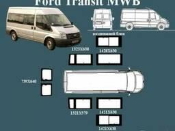 Стеклопакеты для Ford Transit MWB