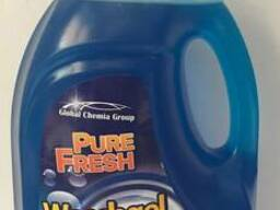 Бытовая химия. Стиральный порошок Pure fresh 3l Universal