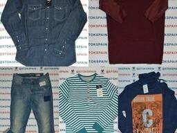 Сток одежда на вес: мужская, женская стиля casual