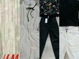 Сток одежда (stock) в Казахстане на вес: H&M, Pull& B - фото 2