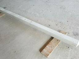 Столб бетонный для забора 2700х100х100