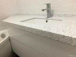 Столешницы для ванных комнат на казаз