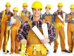Строительные услуги. качество
