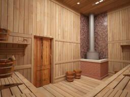 Строительство бани - фото 2